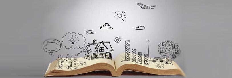 نتیجه تصویری برای آموزش داستان نویسی