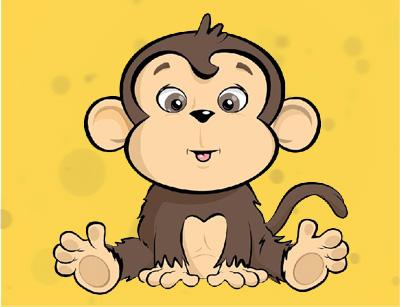 میمون اهمال کار ذهن