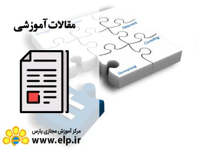 مقاله شش وظیفه کلیدی در مدیریت منابع فناوری