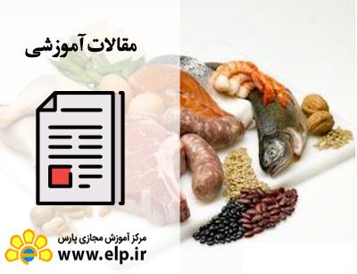 مقاله  پروتئین