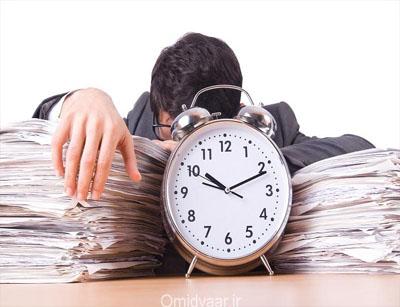 مدیریت زمان فروش
