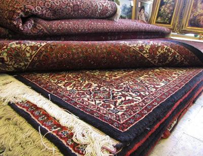 مقاله تولید و صادرات فرش