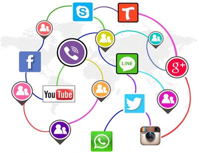 بهترین شبکههای اجتماعی برای بازاریابی شما کدامند؟
