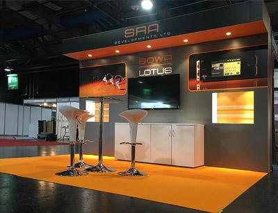 اصول مدیریت طراحی و غرفه آرایی نمایشگاه