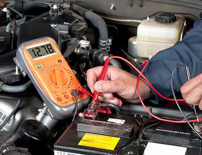 آموزش آشنایی با برق خودرو