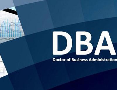آشنایی با مدیریت عالی کسب و کار (dba)