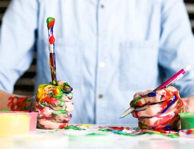 آموزش مربیگری نقاشی