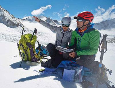 آموزش راهنمای کوهستان