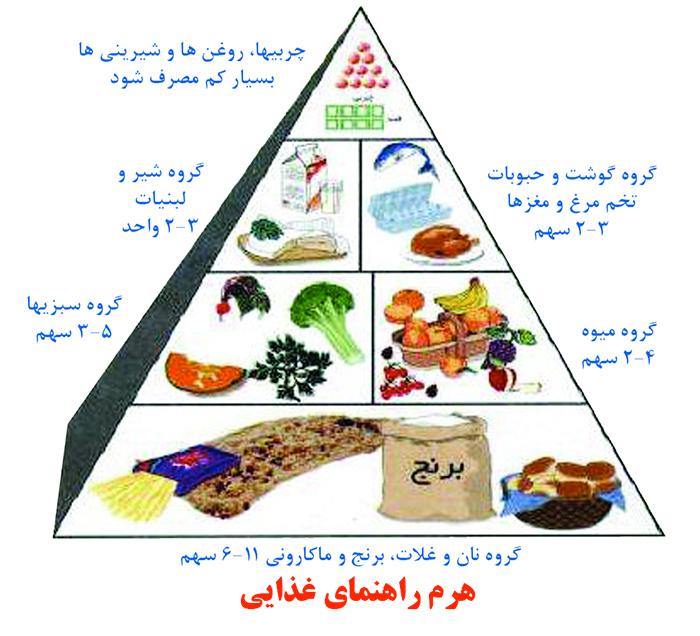 تغذیه و رژیم غذایی