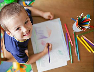 مربیگری نقاشی کودکان