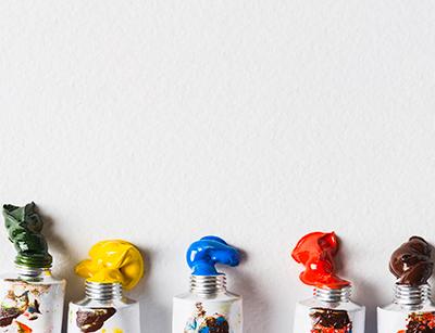 چه رنگ هایی برای نقاشی روی بوم مناسب هستند؟