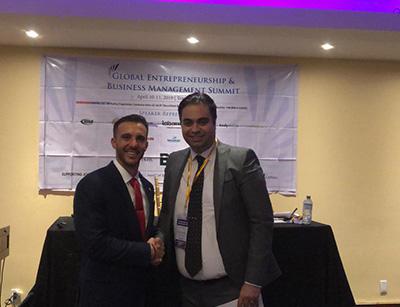 کنفرانس بین المللی کارآفرینی و بازاریابی