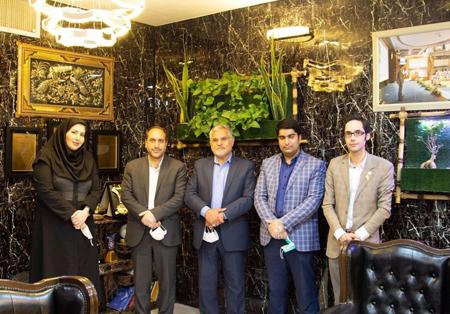 حضورایوب درویشی معاونت توسعه مدیریت و منابع انسانی استانداری اصفهان