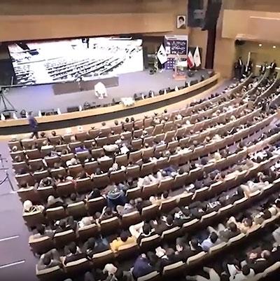 قسمت دوم (دومین اجلاس مدیریت و کارآفرینی کشور)