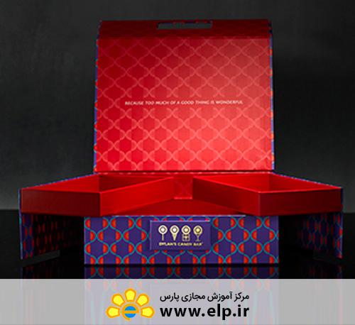 طراحی بسته بندی محصولات صنعتی و تجاری