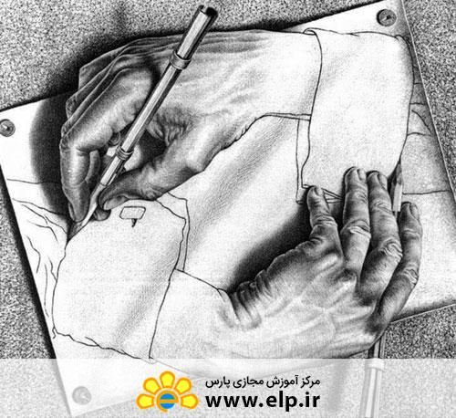 آموزش طراحی و نقاشی سیاه قلم
