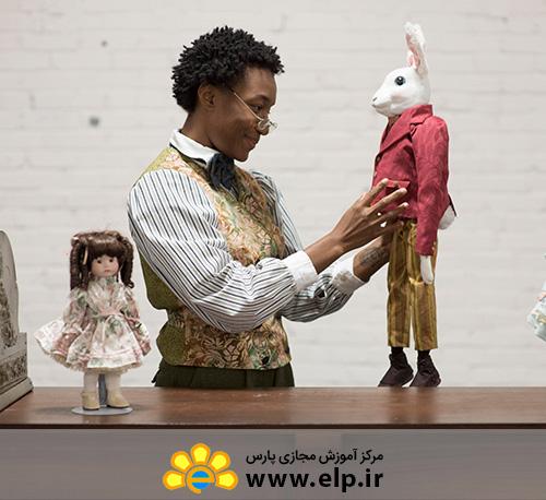 Theatrical dolls maker training
