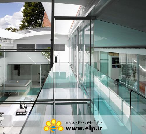*آشنایی با دکوراتور داخلی شیشه ای مقدماتی