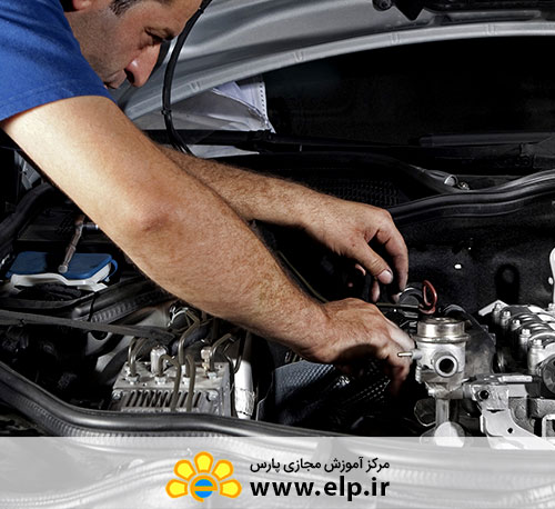 بازرسی و ایمنی تعمیرگاه وسایل نقلیه