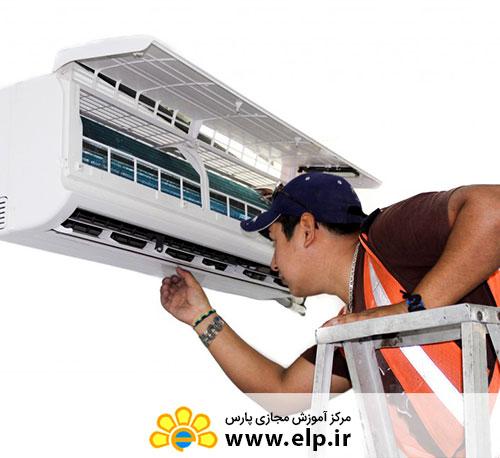بازرسی و نگهداری و تعمیرات دستگاه های تهویه مطبوع