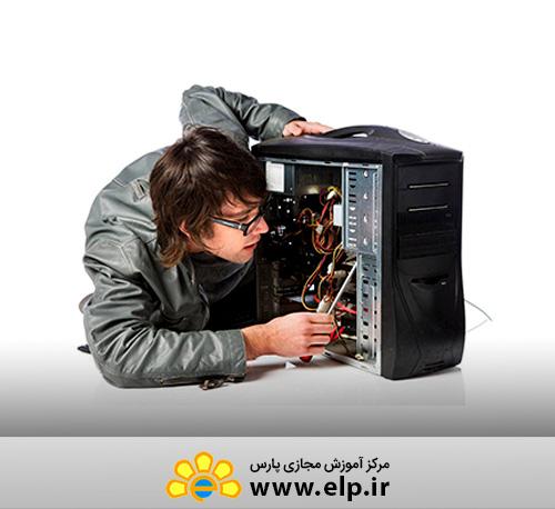 اسمبل و ارتقاء کامپیوترهای شخصی