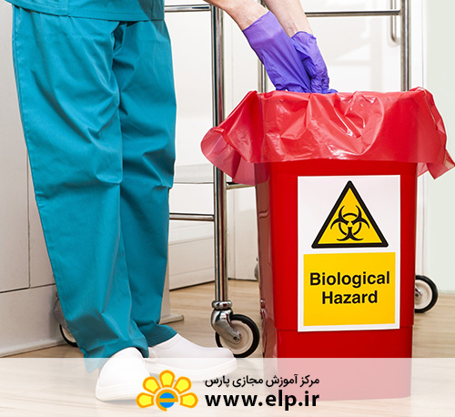 مدیریت پسماندهای بیمارستانی