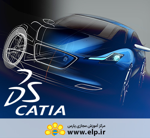 computer aided three-dimensional interactive application - CATIA