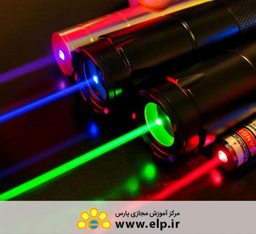 استاندارد ایمنی محصولات لیزری – INSO – IEC 60825 – 2