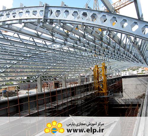استاندارد بازرسی سازه های فلزی