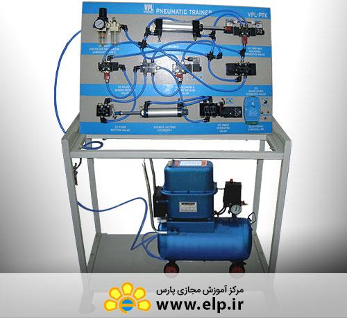 استاندارد سیستم پنوماتیک پایه