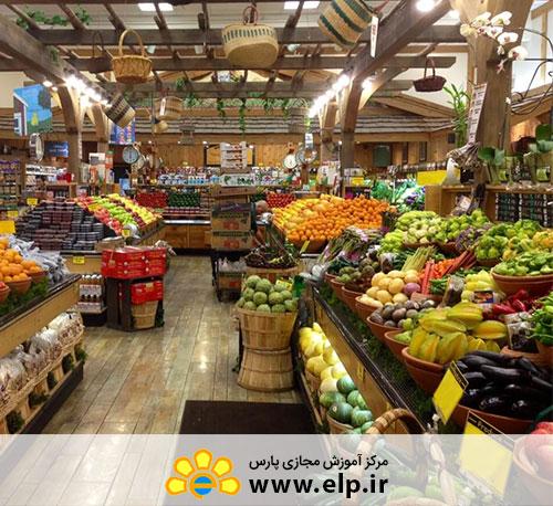 شرایط بهداشتی مراکز فروش مواد غذایی – 2082