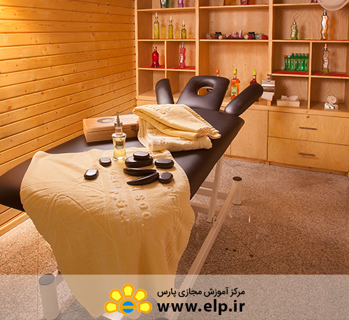 Management of massage centers at the hotel