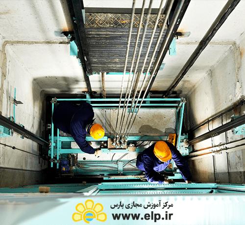 استاندارد آشنایی با بازرسی فنی انواع آسانسورها طبق استاندارد ملی