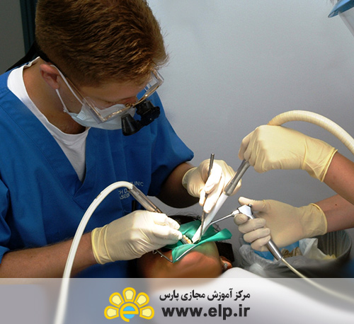 دستیار دندانپزشک - پیشرفته