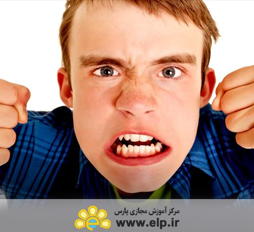 کنترل خشم برای نوجوانان