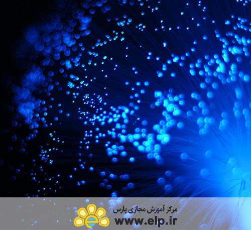فیبرهای نوری