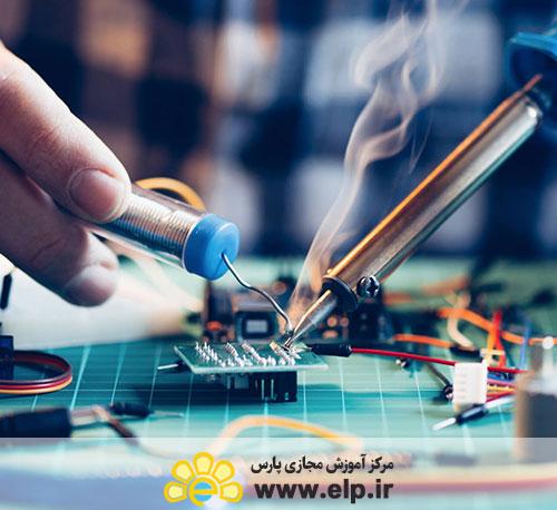 عیب یابی و تعمیر تجهیزات تصویربرداری