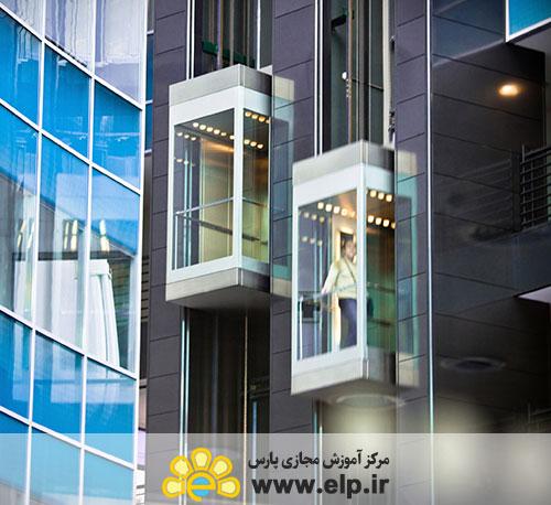طراحی، محاسبات و استانداردهای آسانسورهای کششی و هیدرولیک