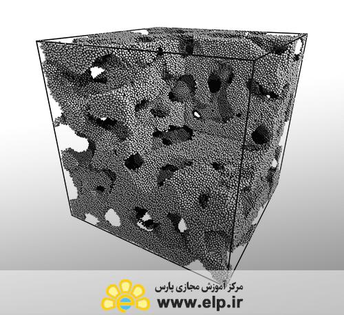 آشنایی با نانو ساختارهای متخلخل