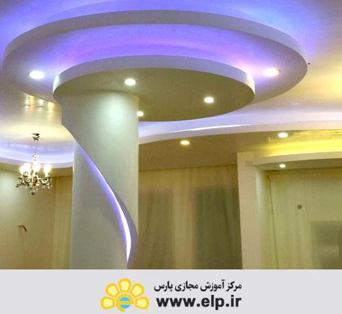نورپردازی در دکوراسیون داخلی