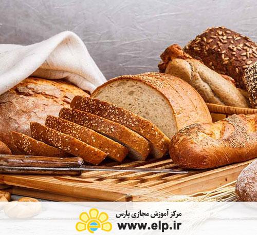 آموزش نانوایی