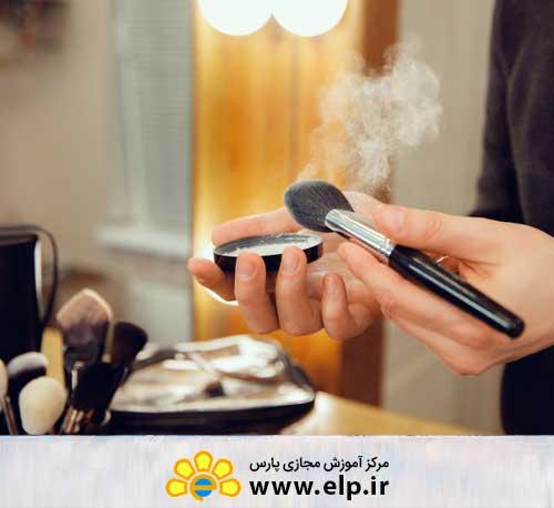 *کاربرد مواد و محصولات شیمیایی در آرایش زنانه