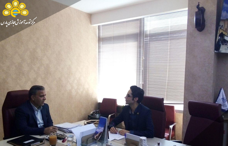 دیدار هولدینگ پارس پندار نهاد با ریاست سازمان نظام پزشکی اصفهان